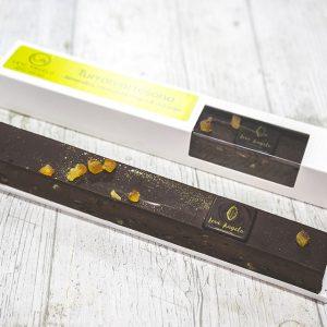 Dark chocolate & Orange Almond Turrón SOLD OUT