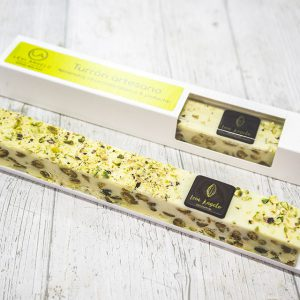 Turron of Almonds & Pistachos SOLD OUT
